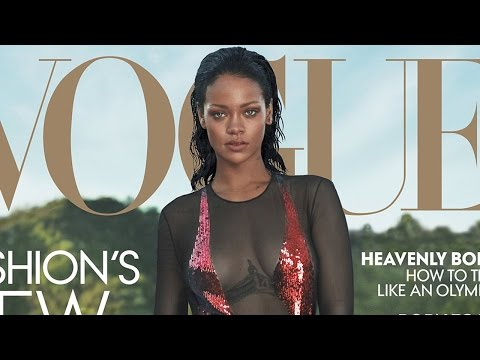 """Rihanna Talks Beyonce's """"Formation"""" & Rumored Rivalry, Working With Drake & Biggest Regret"""