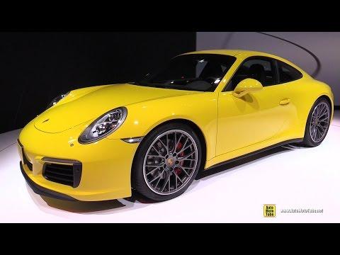 2016 Porsche 911 Carrera 4S - Exterior And Interior Walkaround - Debut At 2015 Tokyo Motor Show