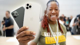 iPhone 11 & iPhone 11 Pro - Hands On & First Impressions!