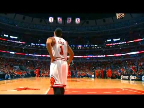 Derrick Rose- just want to win motivational video
