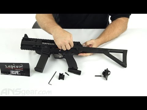 Lapco Tippmann X7 PDW Fixed Stock - Review