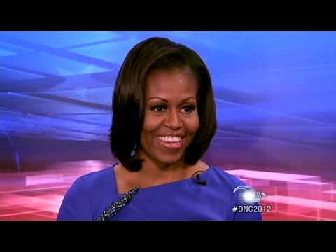 Malia and Sasha: Michelle Obama Looks Back