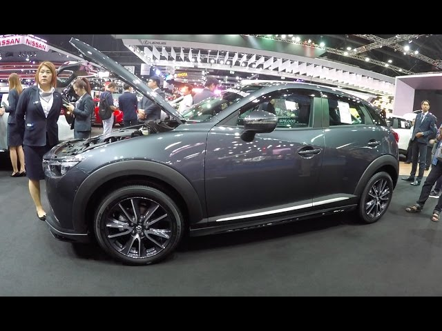 New 2017 Crossover Mazda CX-3