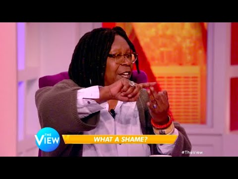 "Mom's Facebook Shaming: Whoopi Goldberg says ""That's what stops it!"""