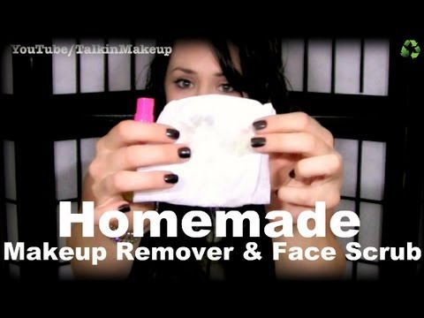 """Homemade"" Blackhead & Makeup Remover"