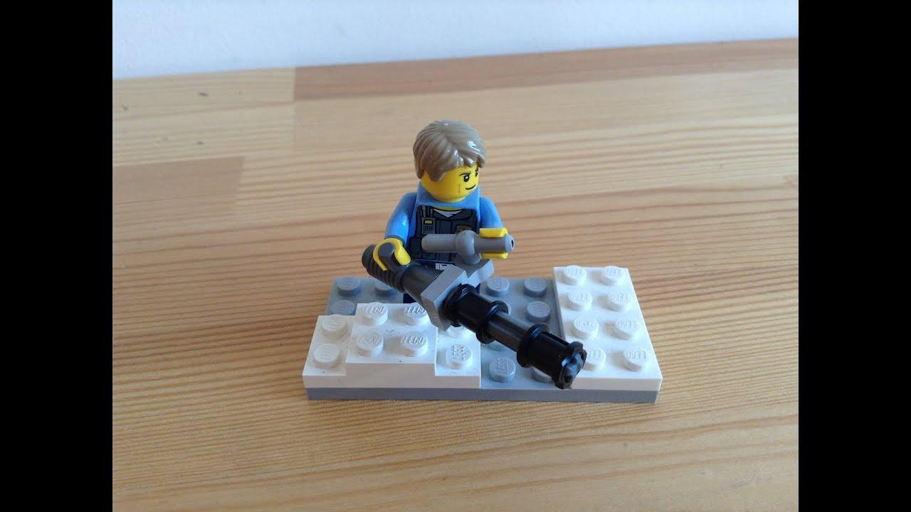 Схемы для сборки LEGO : Тема: Миниган (1/1) 20