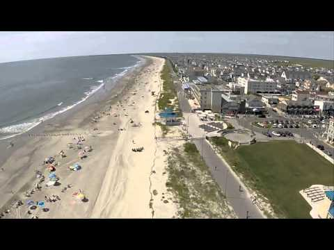 Sea Isle City from Above