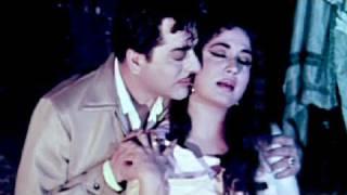 Dil Jo Na Keha Saka - Meena Kumari, Lata Mangeshkar, Bheegi Raat Romantic Song