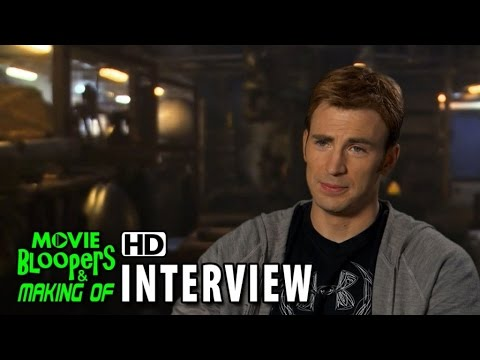 Avenger Age of Ultron Cast Interview Avengers Age of Ultron 2015