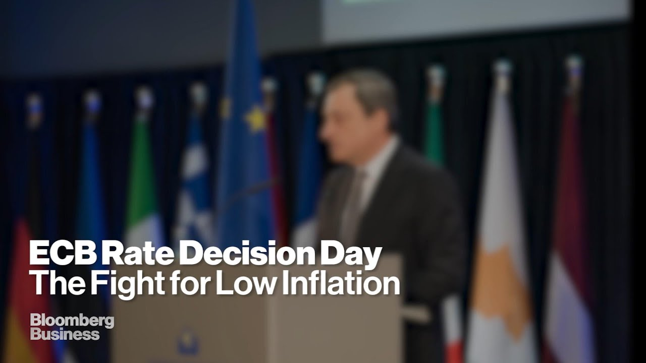 ECB's Fight for Low Inflation