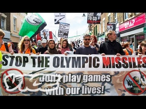The Dark Side of the London Olympics (Part 1/4)