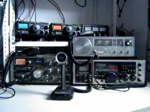 CB Radio banter from the US