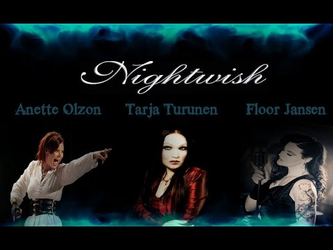 Nightwish with Tarja, Anette y Floor