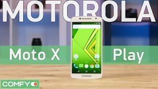 Moto X Play - стильный смартфон с хорошей автономностью - Видео демонстрация