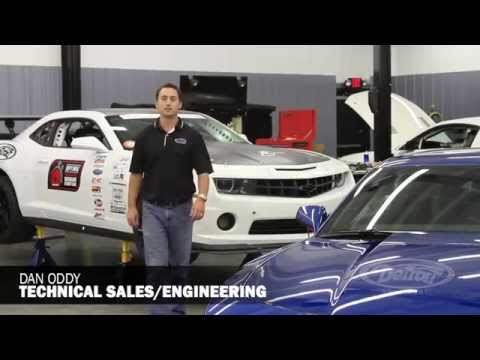 Detroit Speed, Inc. - Tech Series - DSE Fifth Gen Camaro Test Cars