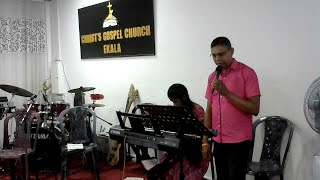 SPECIAL FASTING SERVICE - 2nd DAY (PART02) 2019/07/16