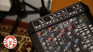 SSL SiX Desktop Mixer | Recording And Mixing A Singer/Songwriter | Vintage King