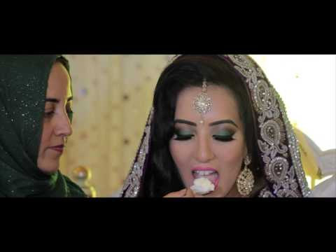 Madiha and imran wedding