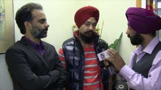 Sadda Haq - Punjabi Press Club Toronto hosted a sitting with Sada Haq Team -PV Tv - Report Time
