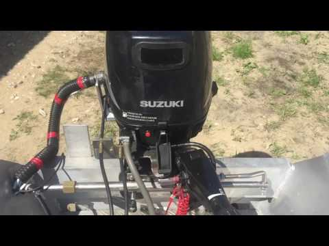 Стартер лодочного мотора своими руками 30