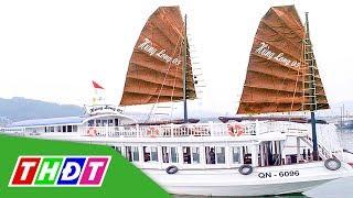 Hạ Long: Đình chỉ tàu du lịch đặt camera quay lén khách tắm | THDT
