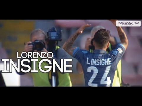 "Lorenzo Insigne ""Il Magnifico"" Goals, Assists & Skills 2014/15 SSC Napoli HD"