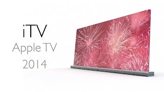 Say Hello To iTV - Apple TV 2014