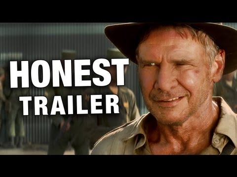 Honest Trailers – Indiana Jones & The Kingdom of The Crystal Skull