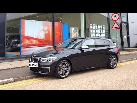 BMW M140i Review - Berry Chiswick 2017 Auto Car