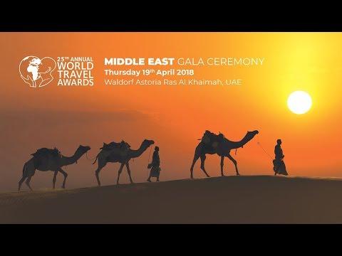 World Travel Awards recognises Middle East winners in Ras al Khaimah