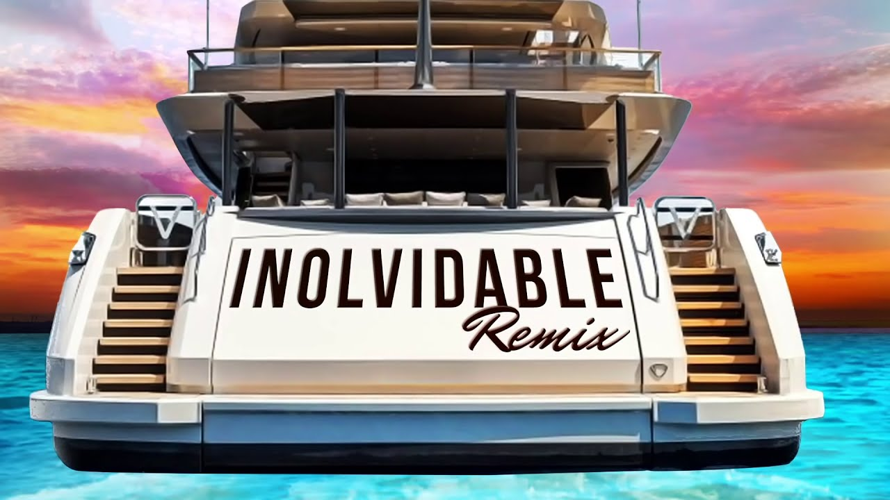 Farruko x Daddy Yankee x Sean Paul x Akon - Inolvidable (Remix) [Official Audio Video]