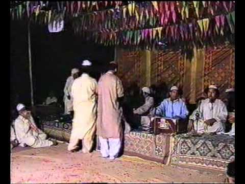 Teri Yaad Hai Mn Ka Chain Pia by Mehr Ali Sher Ali