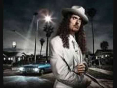 Weird Al Yankovic - Weenie In A Bottle w/ lyrics