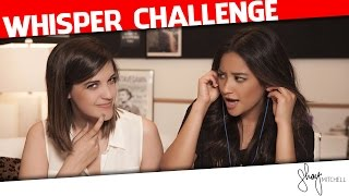 Whisper Challenge with Catrific | Through the Lens