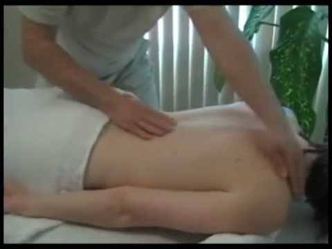 Swedish Massage Techniques - How to Do Effleurage