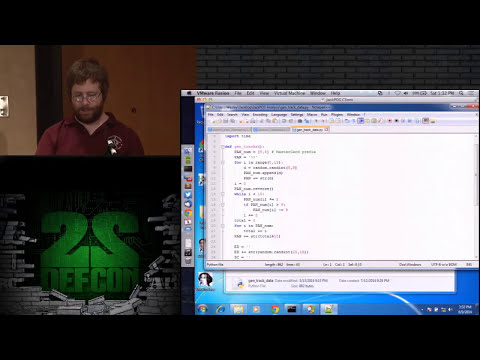 DEF CON 22 - Wesley McGrew- Instrumenting Point-of-Sale Malware