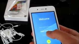 unboxing of micromax canvas spark