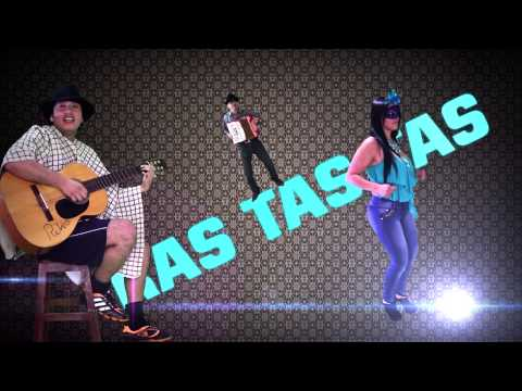 RAS TAS TAS PASTUSO - MANICHO Y SUS PICANTES (((VIDEO OFFICIAL)))