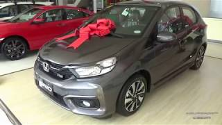2019 Honda Brio RS Preview in Philippines