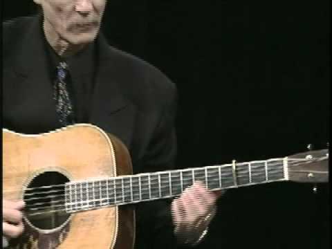 Tony Rice guitar lesson