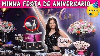 MINHA FESTA DE ANIVERSARIO DE 11 ANOS - Bela Bagunça