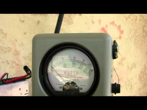 Lazy Bones - 606 AK --10-2-2011 (21 Mosfet Box Test)