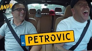 Zeljko Petrovic - Bij Andy in de auto