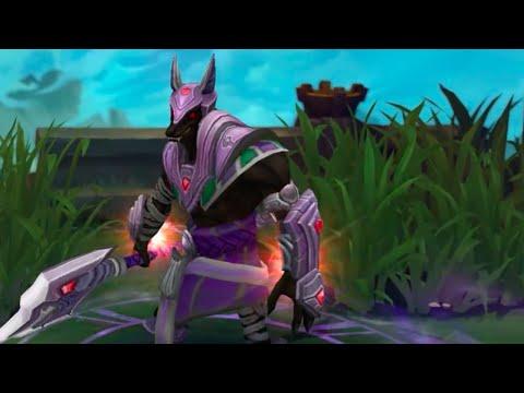 League of Legends Official Fastest Nasus Trailer