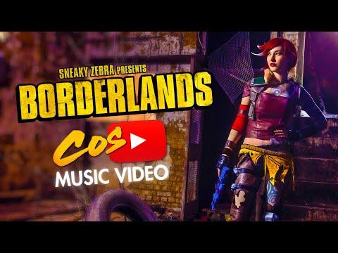 Borderlands - Cosplay Music Video (London Comic Con May 2013)
