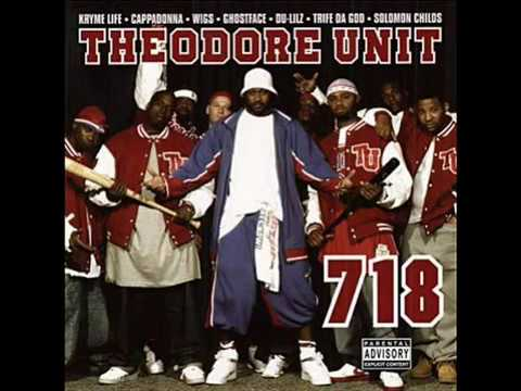 Ghostface Killah - Return Of Theodore Unit