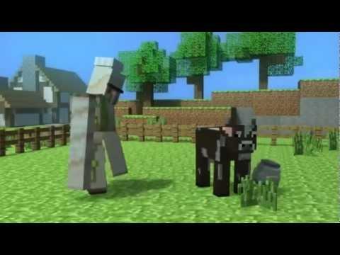 Как Готовить Торт в Minecraft Урок от Голема