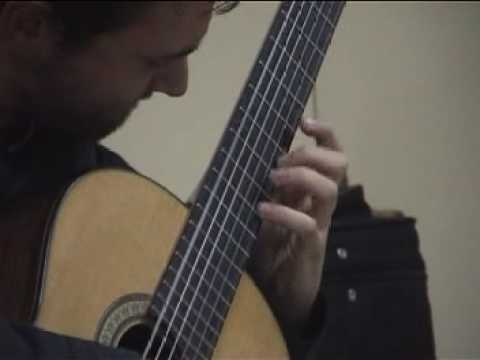 Antonio Mascolo-Classical Guitar