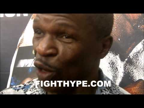 FLOYD MAYWEATHER SR DISCUSSES TRAINING CAMP FOR MARCOS MAIDANA ITS GONNA BE EASY