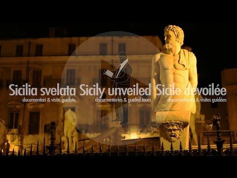 Sicilia svelata - Palermo: la fontana Pretoria svelata (trailer)